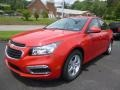 2016 Red Hot Chevrolet Cruze Limited LT  photo #8