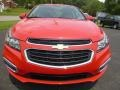 2016 Red Hot Chevrolet Cruze Limited LT  photo #9