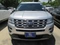 2016 Ingot Silver Metallic Ford Explorer Limited  photo #5
