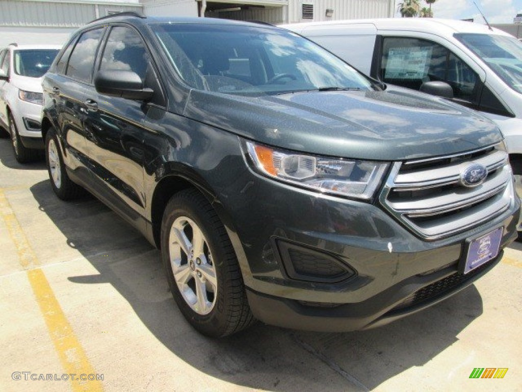 2015 ford edge s specs and cars com - 2015 Ford Edge Magnetic