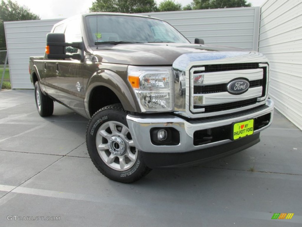2016 caribou metallic ford f250 super duty lariat crew cab. Black Bedroom Furniture Sets. Home Design Ideas