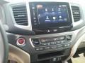 2016 Honda Pilot Beige Interior Controls Photo