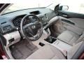 Gray Interior Photo for 2013 Honda CR-V #105224529