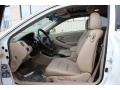 Ivory Front Seat Photo for 2002 Honda Accord #105227805