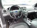 Ebony Black Prime Interior Photo for 2016 Ford Explorer #105231209