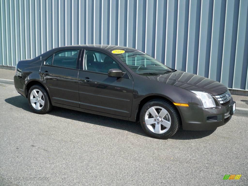 2006 charcoal beige metallic ford fusion se v6 10498751 car color galleries. Black Bedroom Furniture Sets. Home Design Ideas