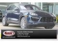 Dark Blue Metallic 2012 Porsche Cayenne Turbo