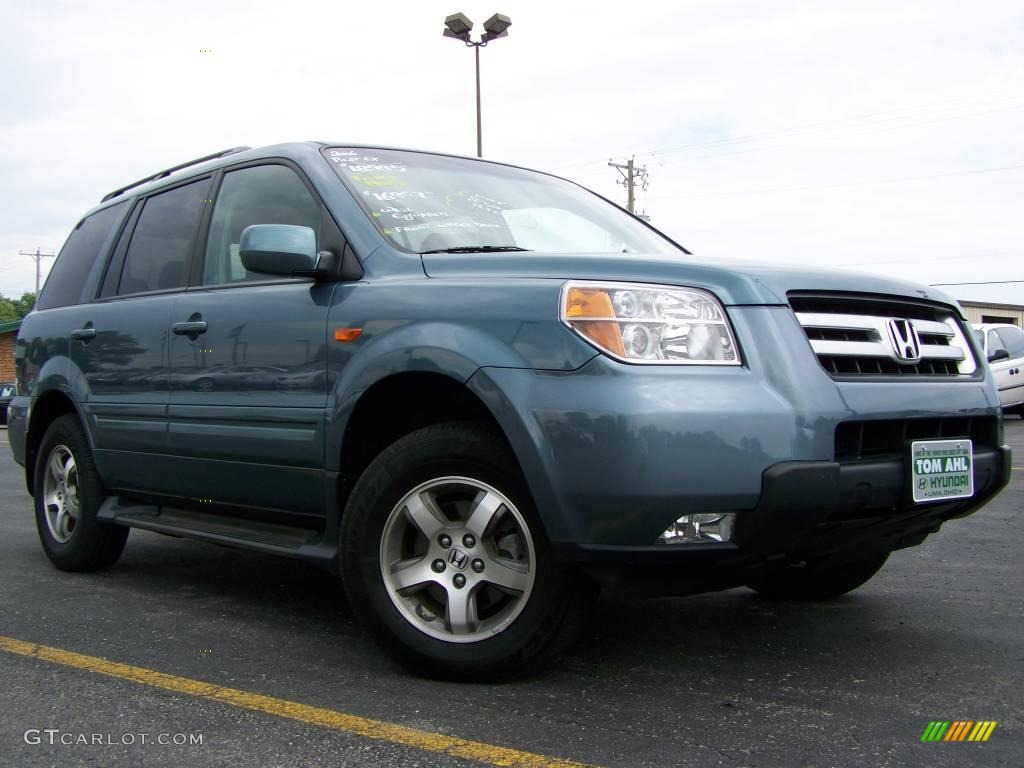 steel blue metallic honda pilot   gtcarlotcom car color galleries
