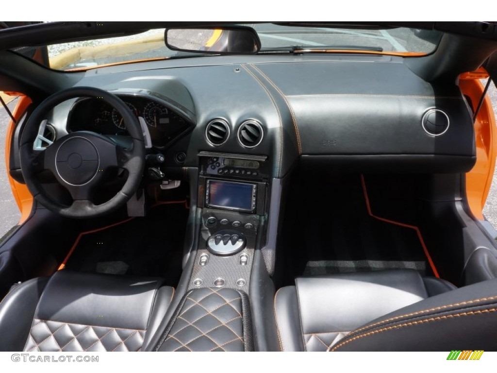 2007 Lamborghini Murcielago Lp640 Roadster Dashboard Photos