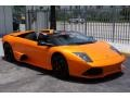 Arancio Atlas Tri-Coat - Murcielago LP640 Roadster Photo No. 36
