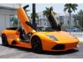 Arancio Atlas Tri-Coat - Murcielago LP640 Roadster Photo No. 42