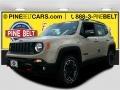 Mojave Sand 2015 Jeep Renegade Trailhawk 4x4