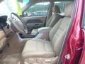 2006 Honda Pilot Saddle Interior Interior Photo
