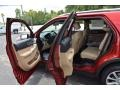 2016 Ruby Red Metallic Tri-Coat Ford Explorer Limited  photo #12