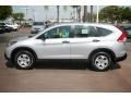 2012 Alabaster Silver Metallic Honda CR-V LX  photo #9