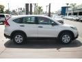 2012 Alabaster Silver Metallic Honda CR-V LX  photo #12