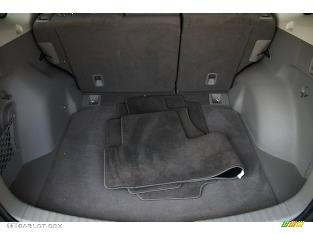 2012 CR-V LX - Alabaster Silver Metallic / Gray photo #16