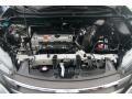 2012 Alabaster Silver Metallic Honda CR-V LX  photo #28