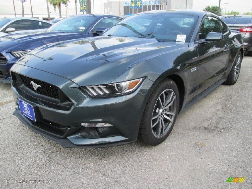 2015 Mustang Colors >> 2015 Guard Metallic Ford Mustang Gt Coupe 105316426 Gtcarlot Com