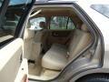 Rear Seat of 2006 SRX V8