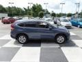 2013 Twilight Blue Metallic Honda CR-V EX-L  photo #3