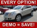 Silver Coast Metallic 2015 Cadillac SRX Premium AWD