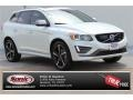 Ice White 2015 Volvo XC60 T6 AWD R-Design