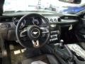 2015 Ford Mustang Ebony Interior Interior Photo