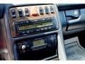 Controls of 2002 CLK 55 AMG Cabriolet