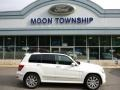 Arctic White 2012 Mercedes-Benz GLK 350 4Matic