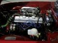 1974 TR6  2.5L Inline 6cyl. Engine