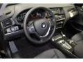 Black Prime Interior Photo for 2016 BMW X3 #105449075
