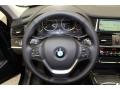 Black Steering Wheel Photo for 2016 BMW X3 #105449198