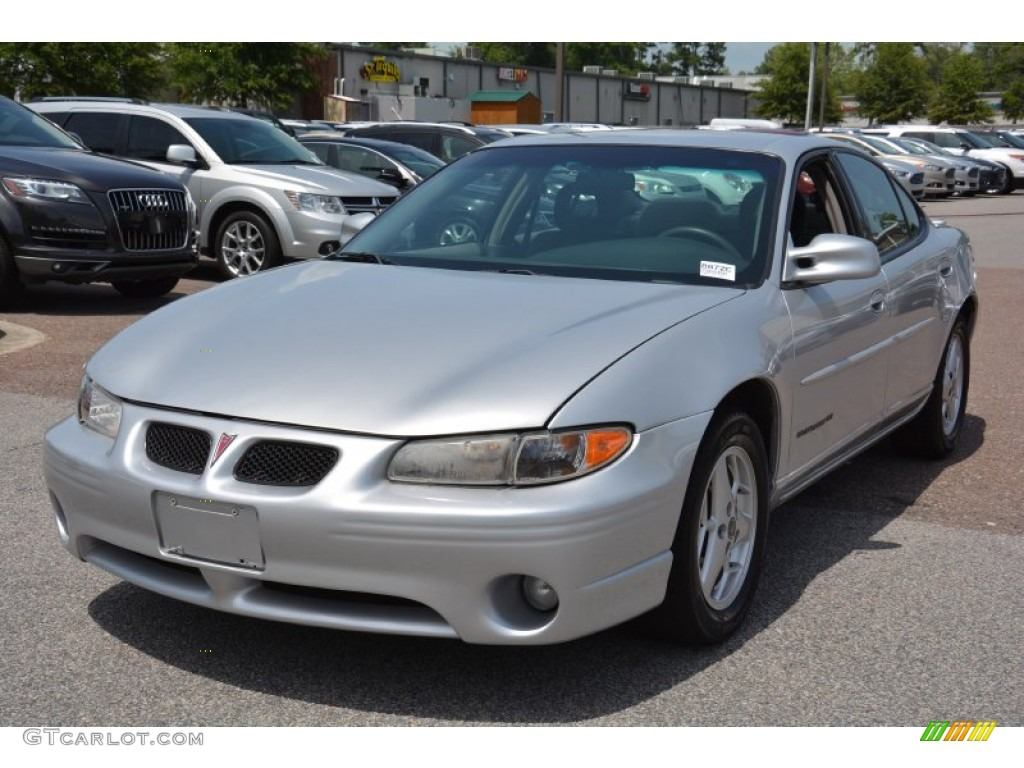 2003 Pontiac Grand Prix Se Sedan Exterior Photos
