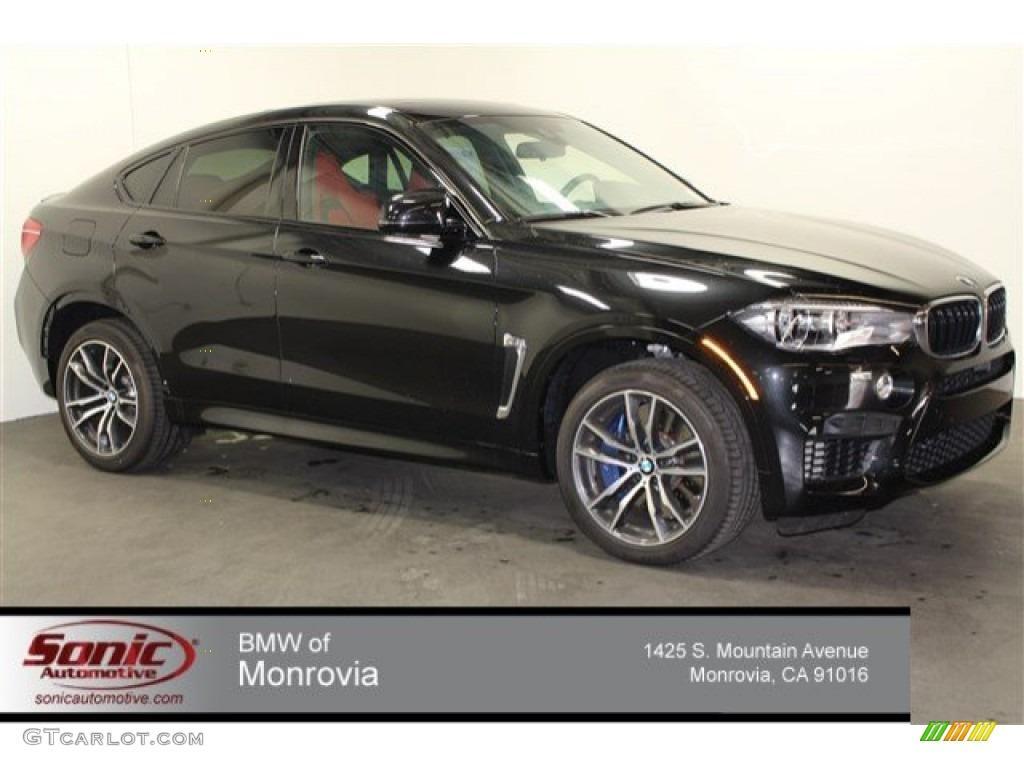 2015 Black Sapphire Metallic BMW X6 M 105423722