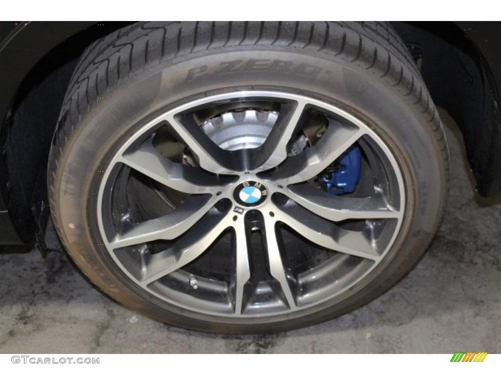 2015 Black Sapphire Metallic BMW X6 M 105423722 Photo 4