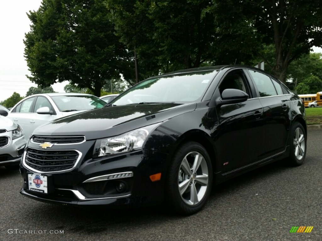 Black Granite Metallic Chevrolet Cruze Limited