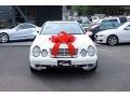 Alabaster White - CLK 430 Coupe Photo No. 2