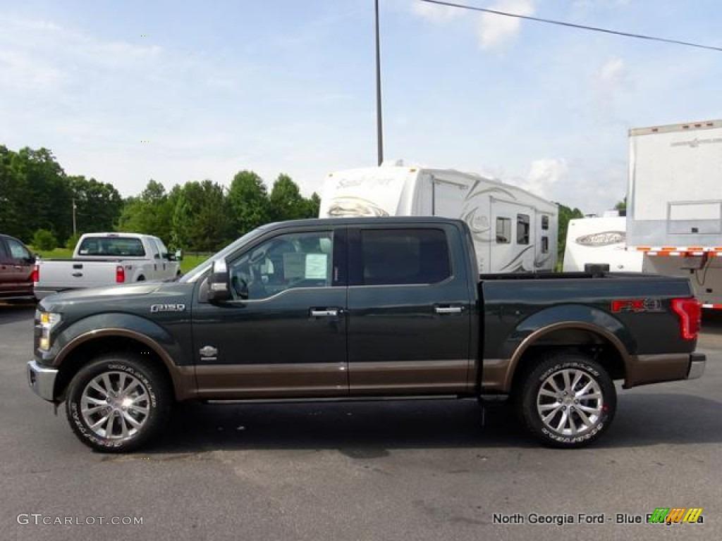 2015 guard metallic ford f150 king ranch supercrew 4x4 105423392 photo 2 car. Black Bedroom Furniture Sets. Home Design Ideas