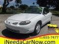 2001 Oxford White Ford Escort ZX2 Coupe #105458477