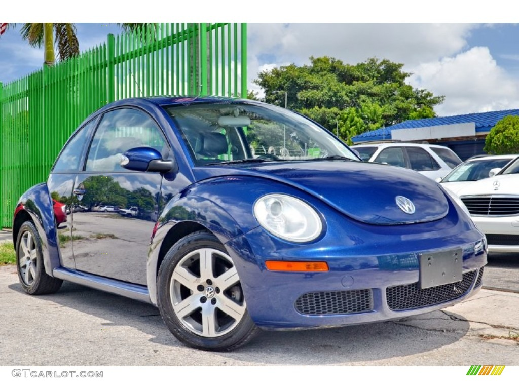 2006 Volkswagen New Beetle Tdi Coupe Exterior Photos