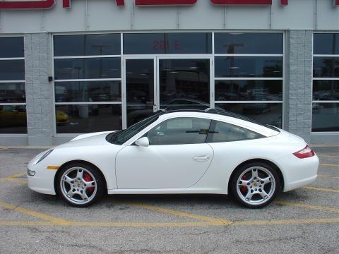 2007 Carrara White Porsche 911 Targa 4s 10494 Gtcarlot