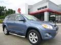 Pacific Blue Metallic 2011 Toyota RAV4 V6 Limited 4WD