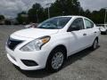 Fresh Powder 2015 Nissan Versa Gallery