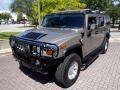 Pewter Metallic 2003 Hummer H2 SUV