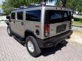 2003 H2 SUV Pewter Metallic