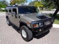 Pewter Metallic 2003 Hummer H2 Gallery