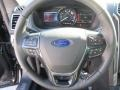 Ebony Black Steering Wheel Photo for 2016 Ford Explorer #105519914