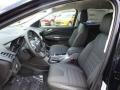 Charcoal Black Interior Photo for 2016 Ford Escape #105524741