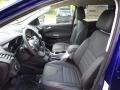 Charcoal Black Interior Photo for 2016 Ford Escape #105525108